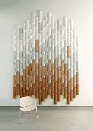 Bamboo Wall Design Images Felt Decorative Acoustical Panels Bamboo Made Design
