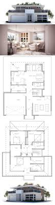 Small Three Bedroom House 17 Best Ideas About Small Modern Houses On Pinterest Small