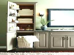built in bathroom storage cabinets full size of bathroom storage hamper cabinet laundry basket large wooden clothes wood linen and built in bathroom storage
