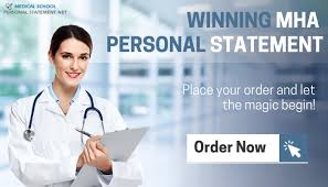 Health Care Assistant Personal Statement Guide On Writing A Mha Personal Statement