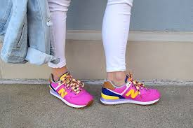 new balance pink sneakers. neon new balance sneakers pink