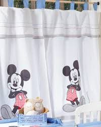 Mickey Mouse Bedroom Curtains Baby Bedding Sets Disney Baby Blue Mickey Mouse Dance 4 Pc Set