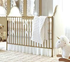 gold crib bedding sets nursery per bedding set crib skirt crib fitted sheet per pottery barn kids