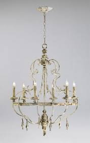 amazing french country chandelier with chains and iron arm lamp plus small bulb lamps also white