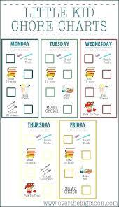 Free Downloadable Chore Chart Templates Chore Reward Chart Template Star Rewards Free Printable Wars