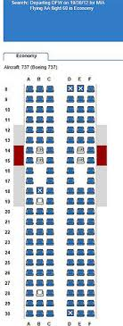 Westjet 737 Seating Chart 44 Systematic 737 800 Seat Chart