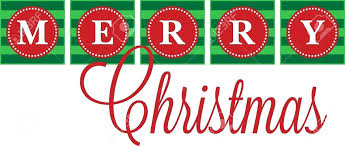 Merry Christmas Sign Banner Clipart Distressed Browzink Co