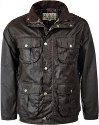 new utility wax jacket olive