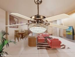 chandeliers ceiling fan with crystal chandelier light kit