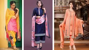 Suit Design Latest 2017 Latest Indian Suit Design 2017 Youtube