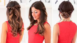 Luxy Hair Style easy everyday hairstyles youtube 8357 by wearticles.com