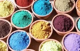 Embarro Pinturas Y Pigmentos Minerales Embarro Y Kreidezeit Como Obtener Colorantes Naturales L