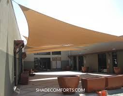 patio shade sails lovely sail cloth covers custom