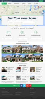 real estate classifieds joomla template joomla monster real estate classifieds joomla template home gallery grid