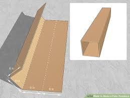 image titled make a fake fireplace step 17