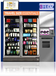 Vending Machines Sizes Enchanting Beat The TSA With VendingMachine Beauty Products Allure