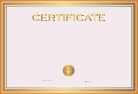 8 Formal Certificate Background Images Mael Modern Decor