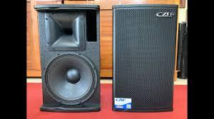 Loa CAF LV 12 Original - Cá Heo - Bass 30,1 kèn
