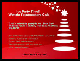 christmas party invitation templatereference letters words christmas party invitations