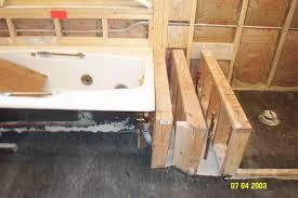 installing a new bathtub. Proper Method To Tile Undermount Tub Ceramic Advice Forums Installing A New Bathtub
