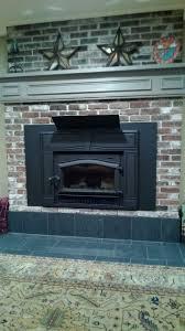 mantle heat shield wood stove wall heat shield
