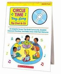 Make A Flip Chart Online Sing Along Flip Chart And Cd Circle Time 25 Delightful Songs That Build Community Establish Classroom Routines And Make Every Child Feel Welcome