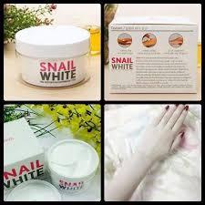 75k - Kem body Snail white giá sỉ và lẻ rẻ nhất