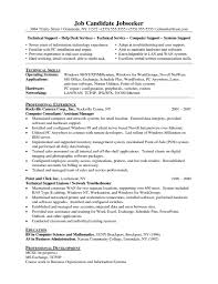 technical resumes resume format pdf technical resumes it consultant resume sample technical support resume example by coverletters in technical resume