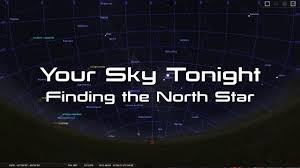 April 2017 Star Chart Your Sky Tonight Easy Way To Find The North Star Polaris