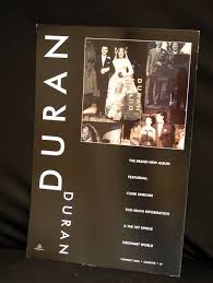 Wedding Album Display Stand Stunning Duran Duran Duran Duran Display Stand UK Promo Display 32
