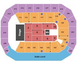 Baxter Arena Seating Chart Omaha