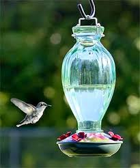 free on all orders over 75 for details home simple glass hummingbird feeder