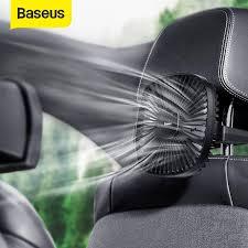 <b>Магнитный вентилятор</b> Baseus, мини-<b>вентилятор</b> с поворотом ...