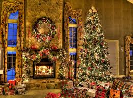 Living Room Decorations For Christmas Best Indoor Decoration Ideas For Christmas In Garland You Can
