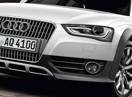 Audi A4 Front Lights Audi A4 Allroad Quattro Front Light Car Pictures Images