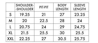 Buck Mason Size Chart How To Buy The Right Size Chore Coat Lost Art Press
