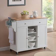 Modern Kitchen Island Cart