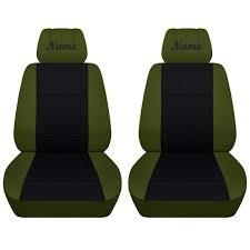 chevrolet silverado seat covers 2018