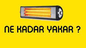 Elektrikli ısıtıcı ne kadar yakar ?
