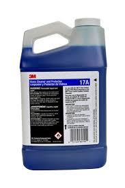 3m glass cleaner and protector 17a