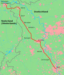 Lower Left Rhine Railway