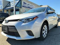 Used 2016 Toyota Corolla HEATED SEATS|BACKUP CAMERA|BLUETOOTH ...