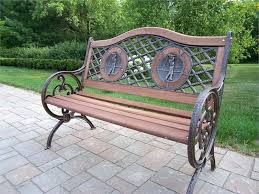 cast iron and wood garden benches bench design wood and cast iron garden benches antique wrought