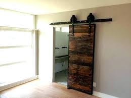 glass closet doors for bedrooms home sliding doors home designs barn door for bathroom sliding barn