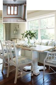 kitchen banquette furniture. How To Turn Your Home Into A Cozy Country Getaway. Banquette Seating In KitchenEat Kitchen Furniture E