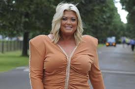 Who is Gemma Collins The Towie star who has lost lots of weight.