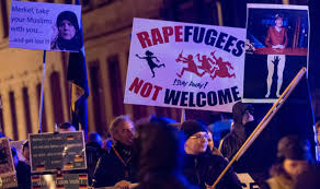 Image result for migrants rapist