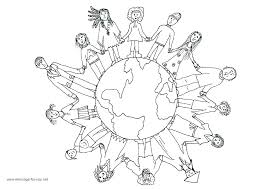 Map Of The World Coloring Page World Coloring Page Map Map World