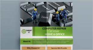 Computer Repair Flyer Serpto Carpentersdaughter Co