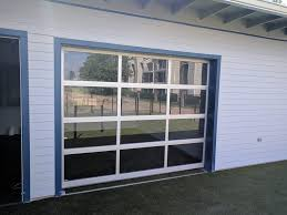 full view glass garage doors recent install lafayette la june 8